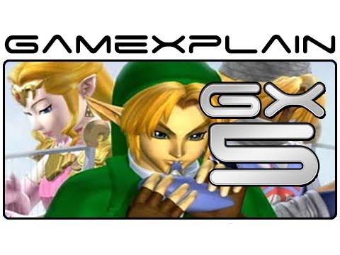 Image result for GameXplain Top 5 Legend of Zelda Openings & Intros Countdown
