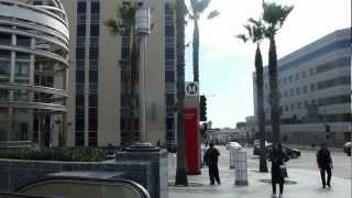 Subway Trip, 7th Street Metro, Downtown Los Angeles
