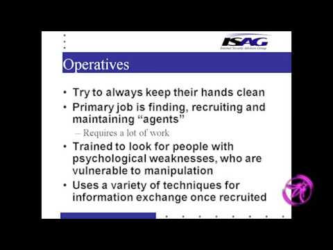How To Recruit Spies on the Internet with Ira Winkler, CISSP