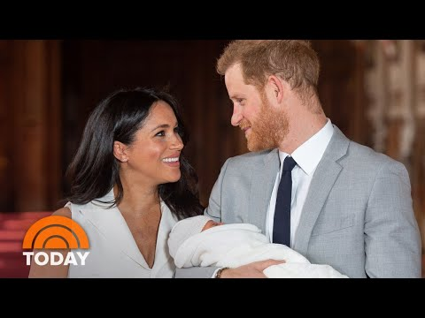vanity-fair-gives-look-at-prince-harry,-meghan-markle's-life-with-baby-|-today