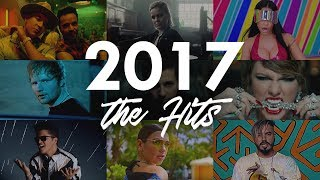 HITS OF 2017 | Year - End Mashup [+150 Songs] (T10MO) - Stafaband