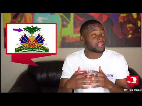 Haitian Flag Decoded