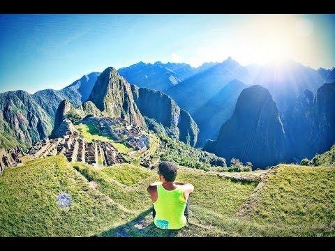 Sunrise at Machu Picchu (Ch 17)