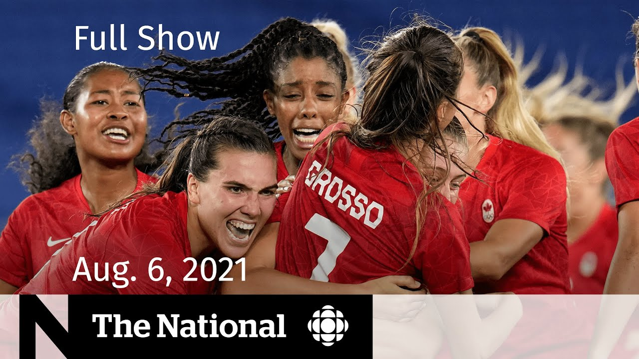 Download CBC News: The National | Soccer gold, B.C. wildfire, Arcade bars
