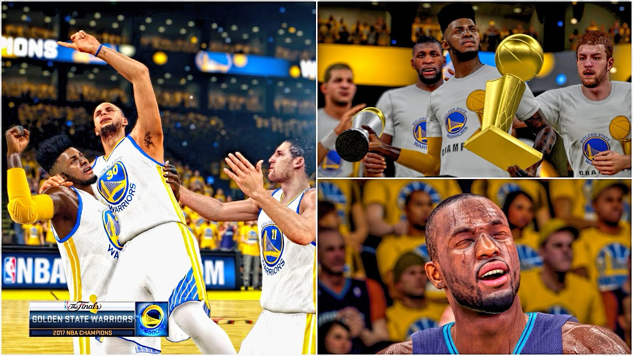 NBA 2k15 MyCareer | How To Win The NBA Finals Championship - YouTube