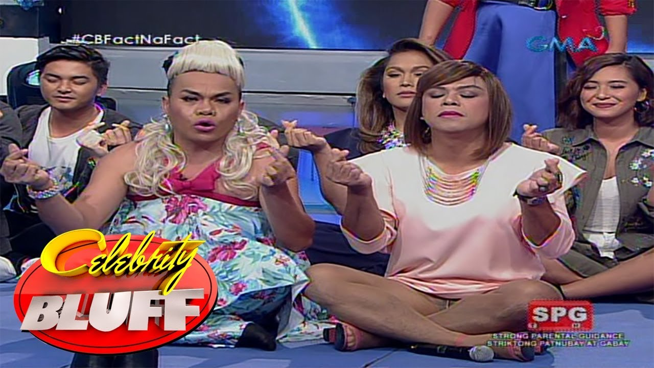 Celebrity Bluff: Yoga session by Super Tekla