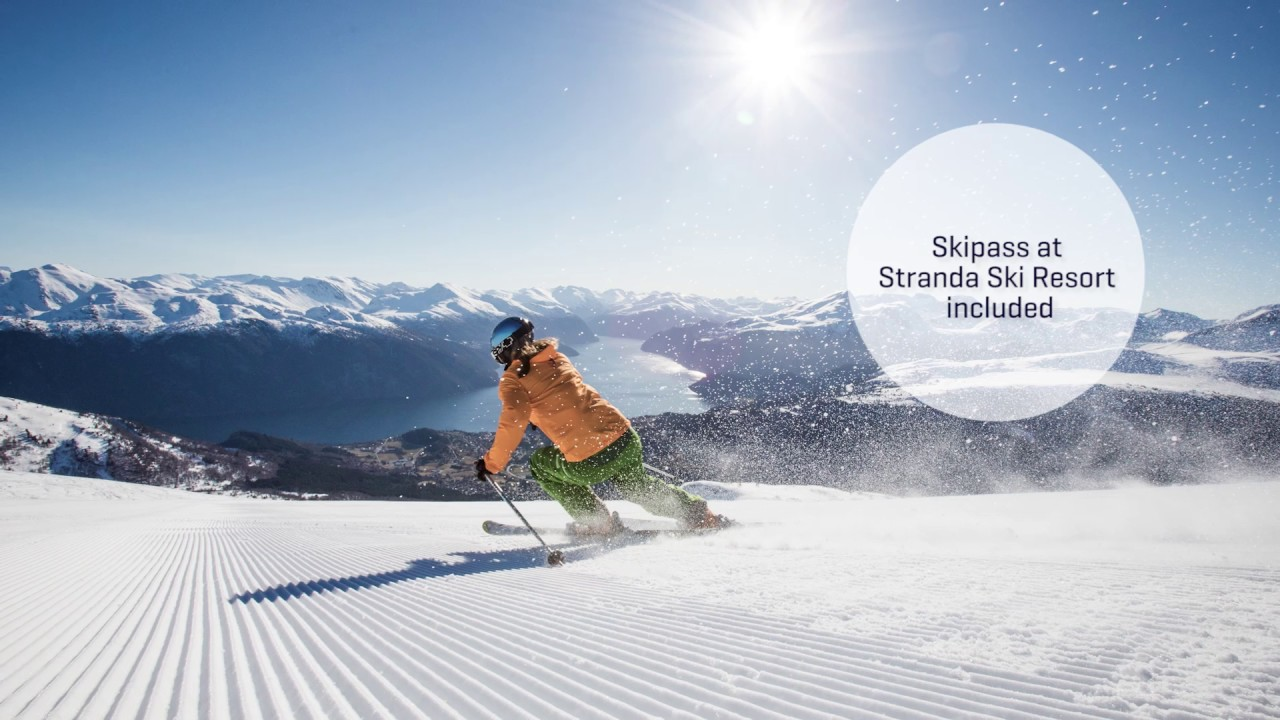Thumbnail: Ski packages Stranda Ski Resort and Storfjord hotel