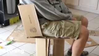 Ala100 Cardboard Chair
