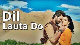 Dil Lauta Do Song | Jubin Nautiyal, Payal Dev | Sunny K, Saiyami K|Bhushan K | Dil Lauta Do (LYRICS)