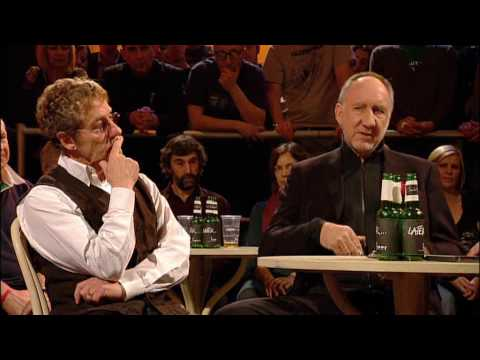 The Who - Interview (Jools 11-30-07)
