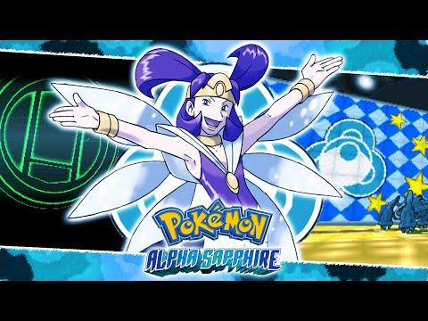 Pokemon Alpha Sapphire Hack Battles: Dome Ace Tucker