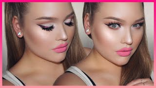 Barbie Doll GLAM & GLOWY Skin Holiday Makeup