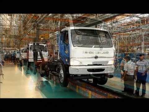 Ashok Leyland BOSS Production at Pantnagar