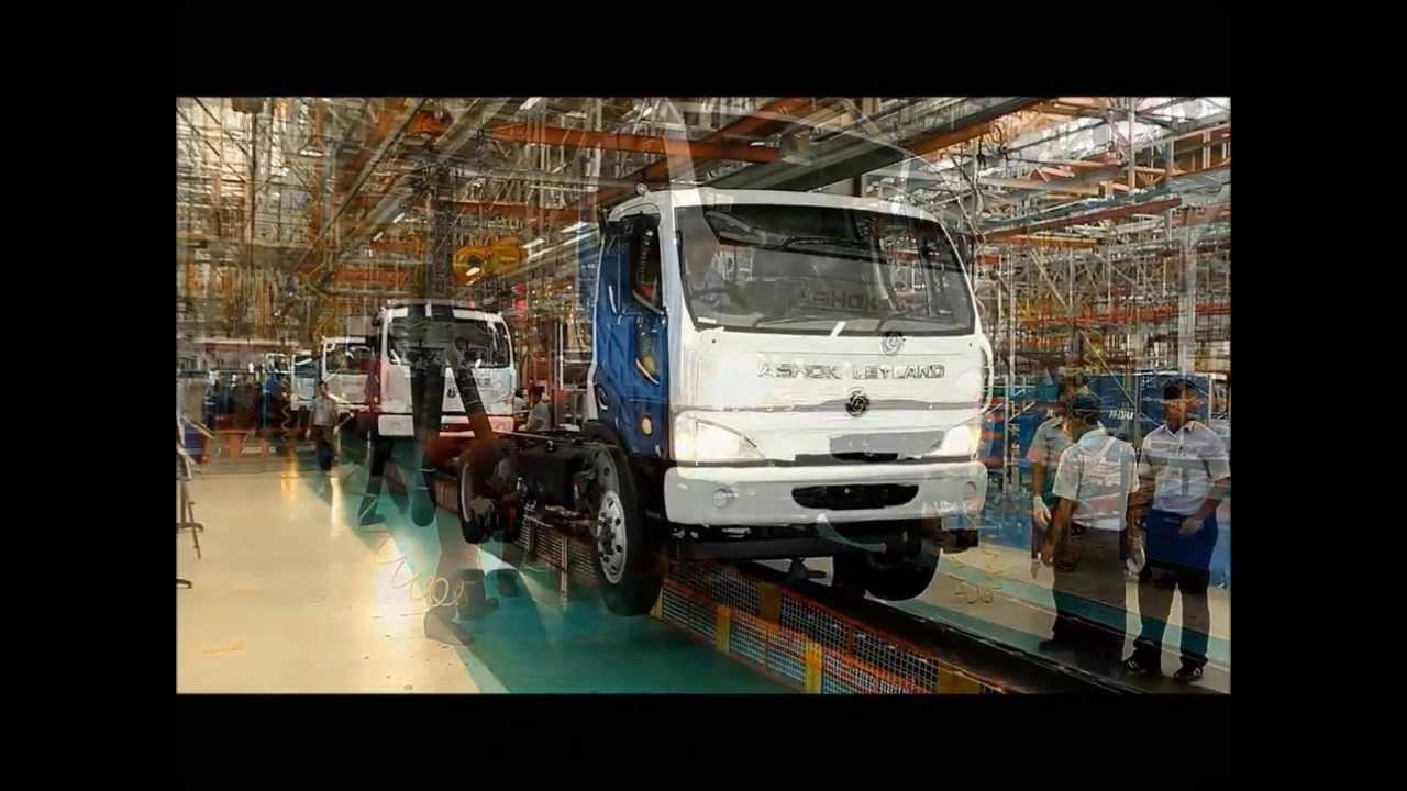 Ashok Leyland Boss Production At Pantnagar Funnydog Tv