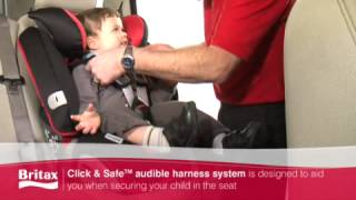 Видео обзор детского автокресла Britax Evolva 123 Plus(, 2014-03-18T09:01:27.000Z)