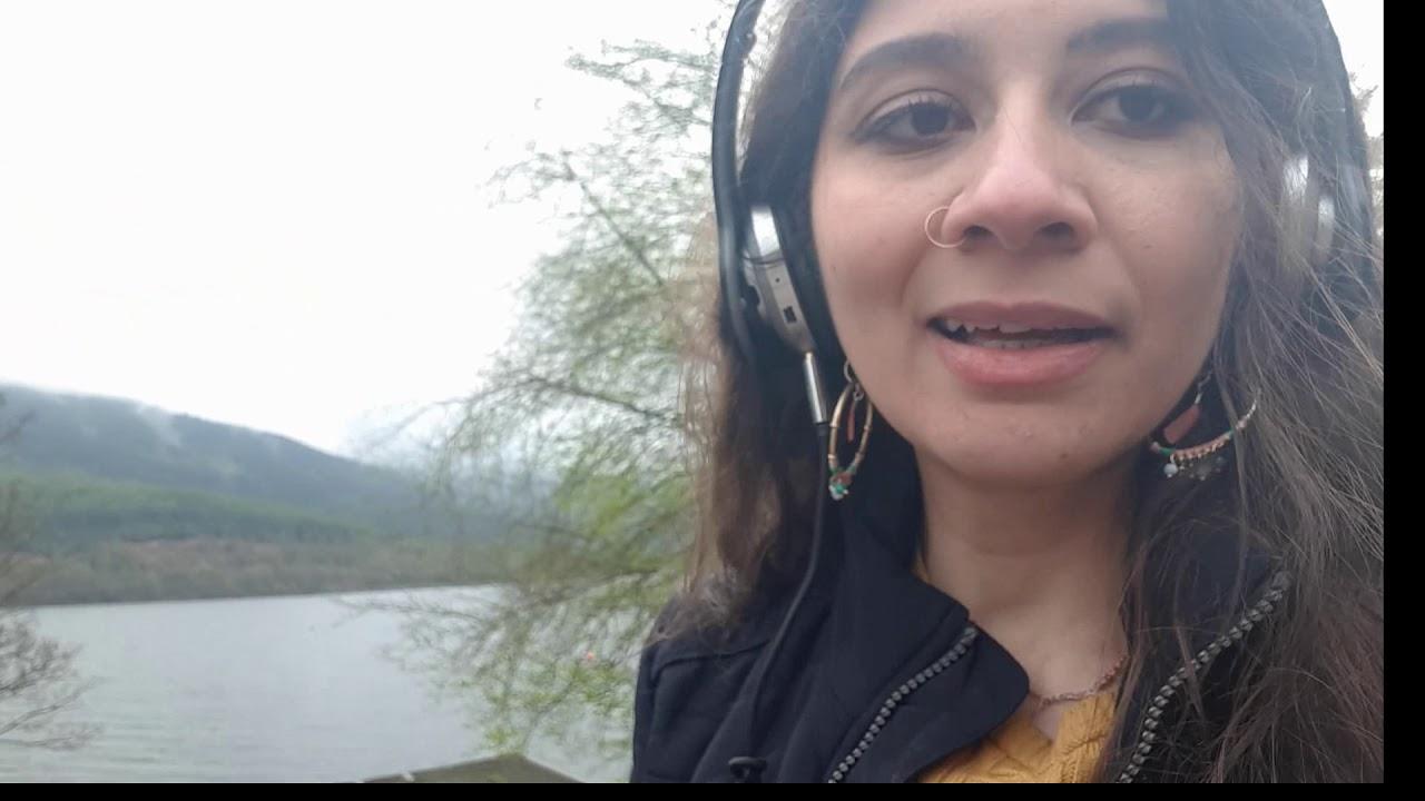 Solo & Lost @ arrochar village-Scotland تحدي الخوف و السفر لوحدي