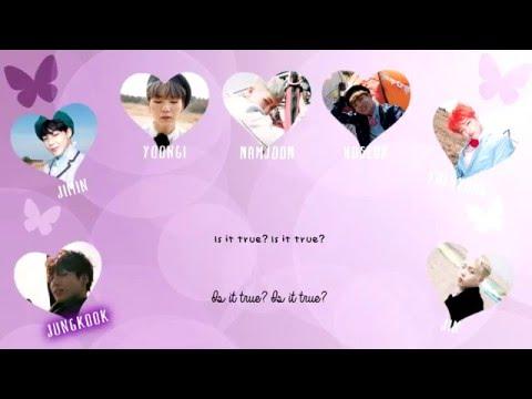 BTS (방탄소년단) - Butterfly ALT MIX [Lyrics Han|Rom|Eng]