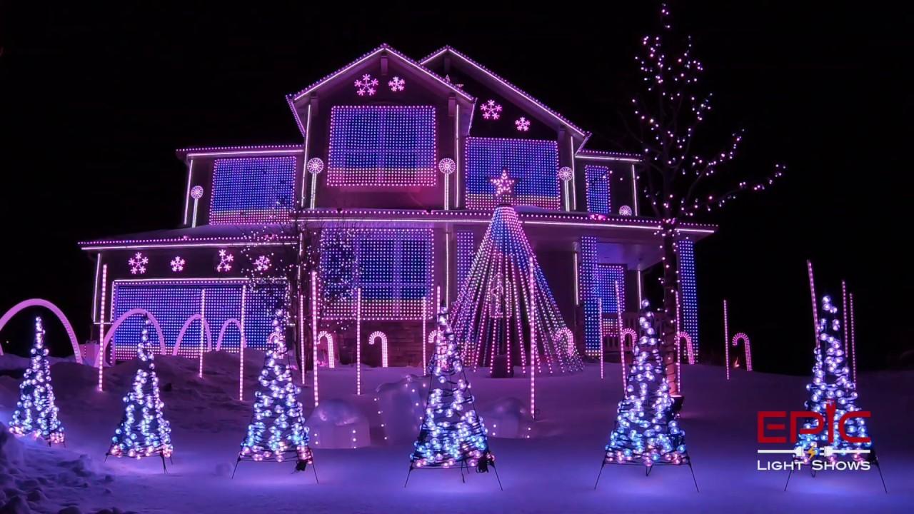 Trista Lights - 2019 Christmas Light Show