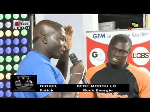 GALA DE LUTTE SENEGALAISE - À COMPIÈGNE : TONNERRE VS YOUSSOU NDOUR