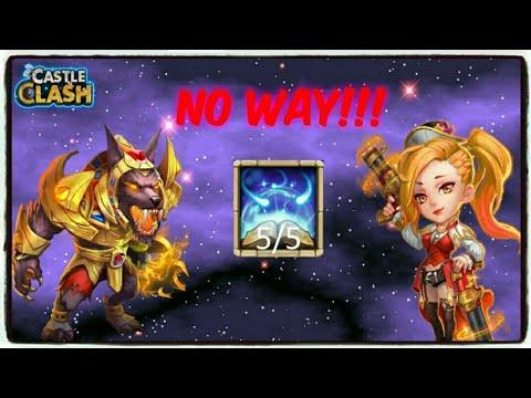 Castle Clash: Insane Talent Card Rolls [ 5/5 Revite ]