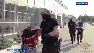Мужчин которых обвиняют в изнасиловании двух калининградок задержали в московском аэропорту