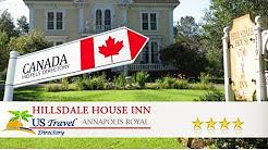 """Hillsdale House Inn - <span id=""""annapolis-royal-hotels"""">annapolis royal hotels</span>, Canada' class='alignleft'><a rel="""