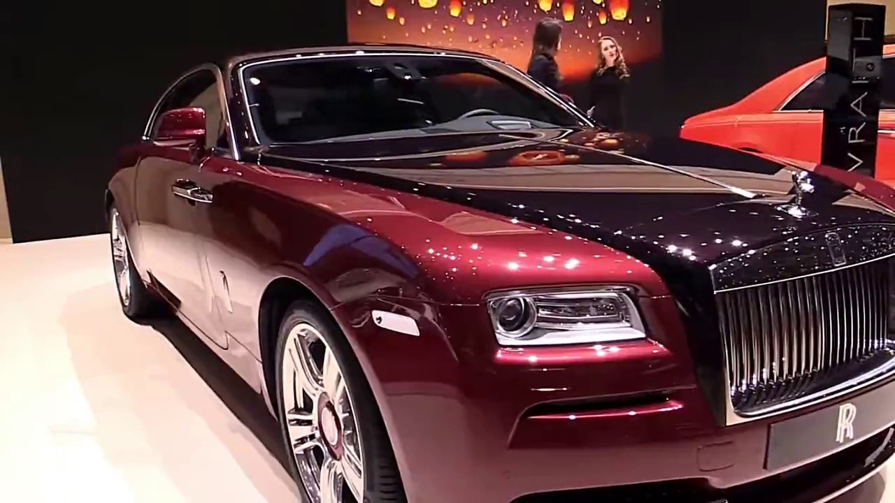 2018 rolls royce wraith design limited special first. Black Bedroom Furniture Sets. Home Design Ideas