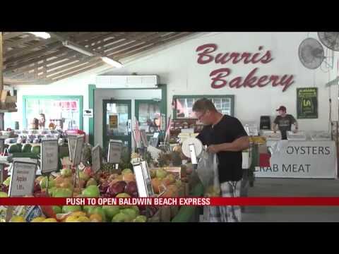 ALDOT to Open Beach Express Exchange