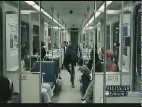 Un Paso Adelante 2 (Baile en el metro)