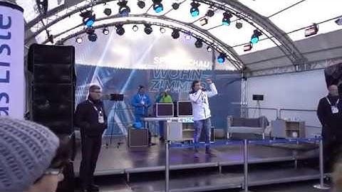 Fritz LIVE Biathlon Worldcup 2020 Oberhof Hüttendorf