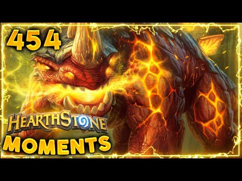 When you Don't Expect it.. | Hearthstone Daily Moments Ep. 454