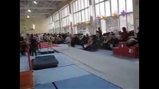 Разминка (акробатическая дорожка) 22декабря 2013