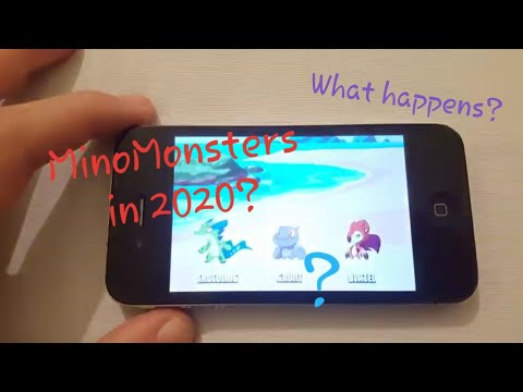 What Happens If You Play MinoMonsters In 2020!