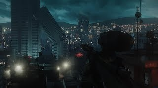 Battlefield 3 - Stealth Sniper Mission Gameplay