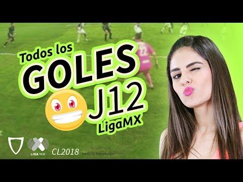 ¡¡GOLAZO DE ERICK GUTIÉRREZ!!- Goles Liga MX Jornada 12 - CL 2018