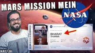 Invitation Nasa Will Send Your Name on Mars || ARF 138