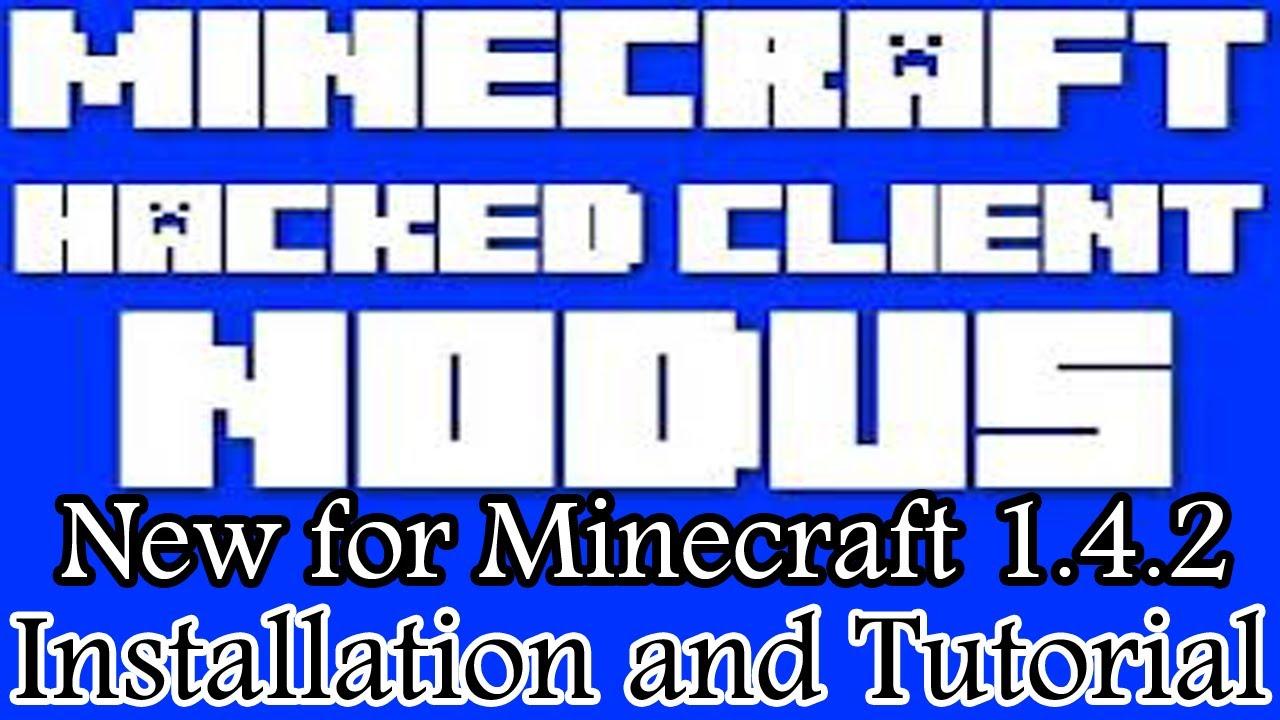 Minecraft client hack 1 1 2 5 : spinunsib
