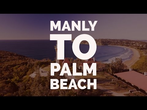 MANLY TO PALM BEACH