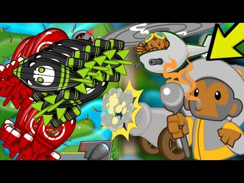 EXCLUSIVE SILVER TOWERS LOOK EPIC...!!!! (Bloons TD Battles)