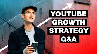 🔴 YouTube Growth Tips & Content Strategy LIVE Q&A