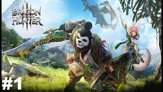 Taichi Panda 3: Dragon Hunter #1 Gameplay Прохождение Android/iOS Обзор и начало игры