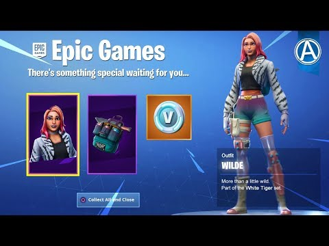 "NEW ""WILDE SKIN"" STARTER PACK! Switching From PS4 To PC ► Day 9 (Fortnite Battle Royale LIVE)"