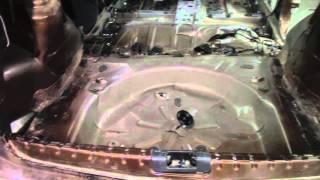 Кузовной ремонт. Каков он есть, Дастер? Body repair.(Body repair. Кузовной ремонт автомобилей в гараже. Не большой обзор повреждений Рено Дастер, какова прочность..., 2016-01-21T18:05:09.000Z)