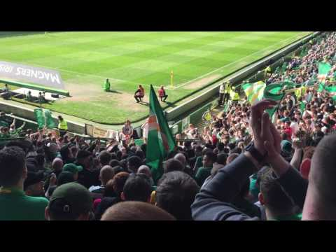 Green Brigade | New Brendan Rodgers song