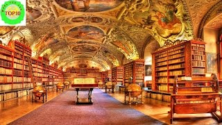 10 most beautiful libraries in the world thumbnail
