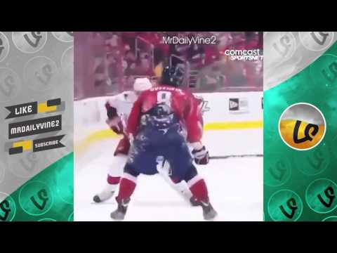 Best HOCKEY VINES Compilation With Music 2015 - HOCKEY VINES DROP BEAT EP 1