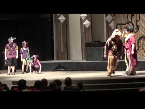 Lion King (Jr) — Hula Dance