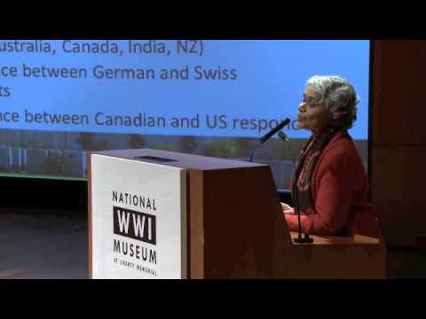 Panel: WWI Sites: Should They Be Designated as UNESCO World Heritage Sites?