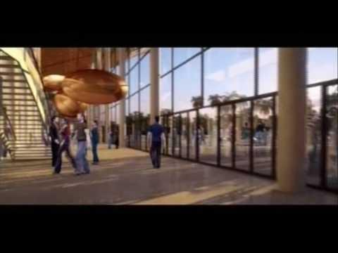 Visite du chantier de l'Arena Montpellier