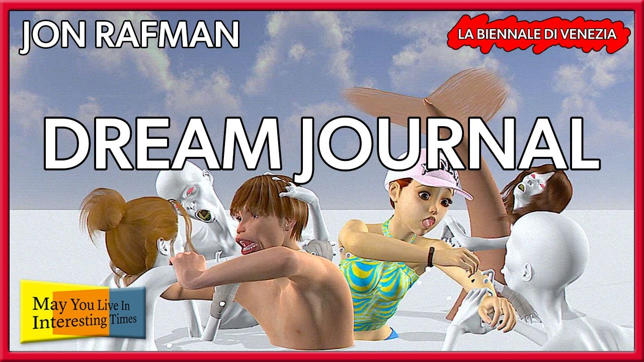 Slikovni rezultat za Jon Rafman - Dream Journal